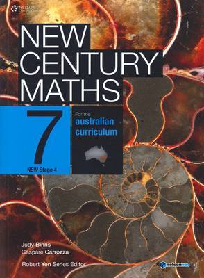 New Century Maths Year 7 Student Book