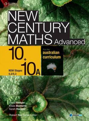 New Century Maths for the Australian Curriculum Advanced 10+10A
