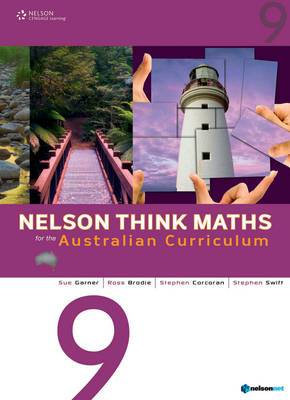 Nelson Think Maths 9 Student Book Plus Access Card for 4 Years