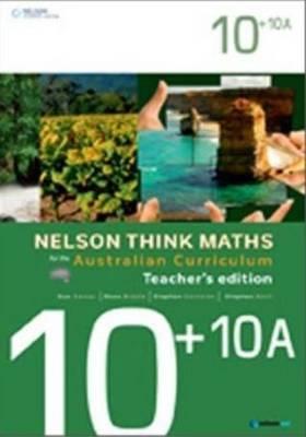 Nelson Think Maths for the Australian Curriculum Advanced 10+10a