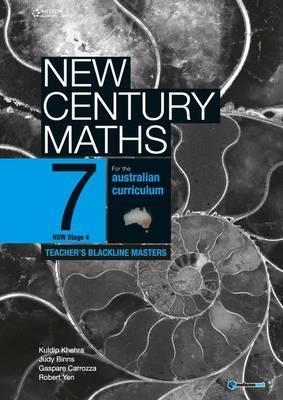 New Century Maths 7 for the Australian Curriculum - Teacher Resource Book