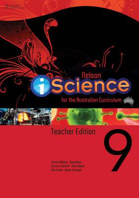 IScience Year 9 QLD TRBSSO