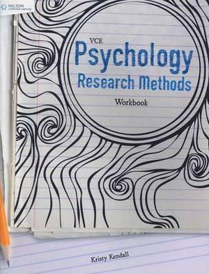VCE Psychology Research Methods Workbook