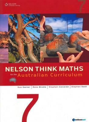 Nelson Think Maths for the Australian Curriculum Year 7