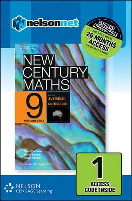 New Century Maths 09 for the Australian Curriculum Access Card 1 YR