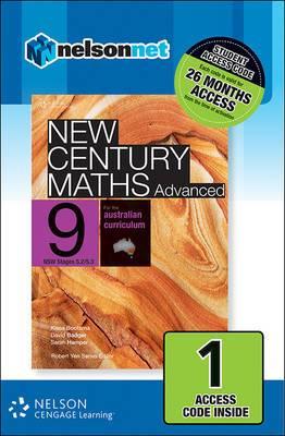 New Century Maths 09 Advanced for the Australian Curriculum Access Card 1