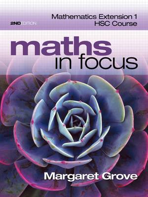 Maths in Focus Ext HSC Student Book Plus Access Card for 4 Years
