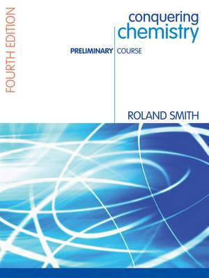 Conquering Chemistry Preliminary Course Student Book Plus Access Card for 4 Years