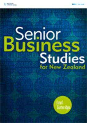 Senior Business Studies Teachers Resource