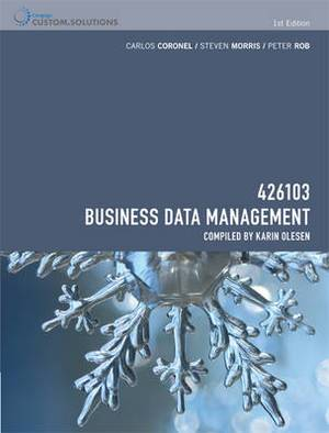 CP0934 - 426103 Business Data Management