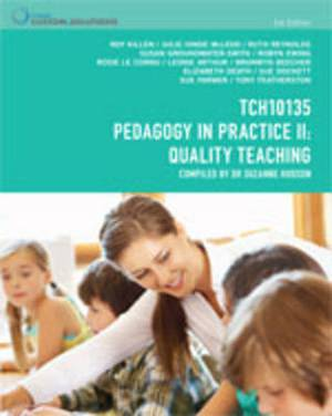 Cp0954 - Tch10135 Pedagogy in Practice: Quality Teaching
