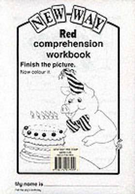 New Way - Red Comprehension Workbook (X6)
