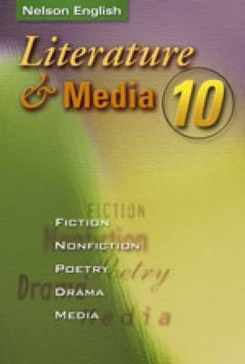 Literature and Media 10: Student Text