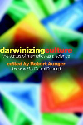 Darwinizing Culture: The Status of Memetics as a Science