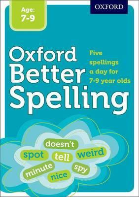Better Spelling Age: 7-9