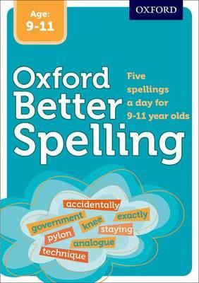 Better Spelling Age: 9-11