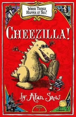 Worse Things Happen at Sea 3: Cheezilla!