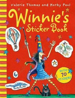Winnie's Sticker Book: 2012