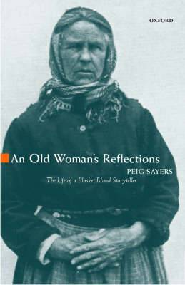 An Old Woman's Reflections