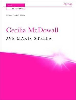 Ave Maris Stella: Vocal Score