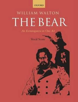 The Bear: An Extravaganza in One Act: Vocal Score