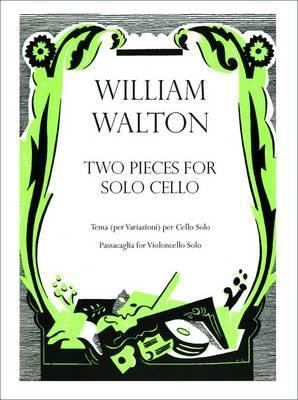Two Pieces for Solo Cello