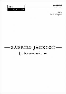 Justorum Animae: Vocal Score: Vocal Score
