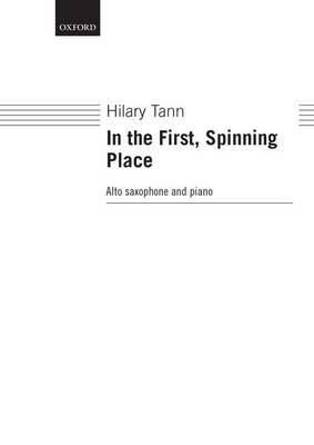 In the First, Spinning Place: Piano Reduction