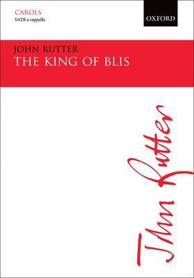 The King of Blis: Vocal Score