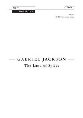 The Land of Spices: Vocal Score: Vocal Score