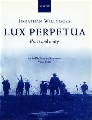 Lux Perpetua: Vocal Score