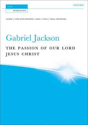 The Passion of Our Lord Jesus Christ: Vocal Score on Sale