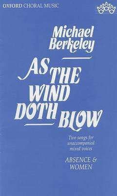 As the Wind Doth Blow