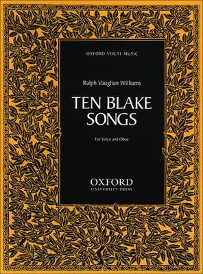 Ten Blake Songs: For Voice and Oboe