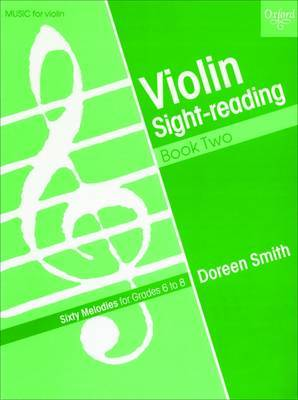 Violin Sight-Reading Book 2