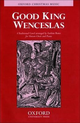 Good King Wenceslas: Vocal Score