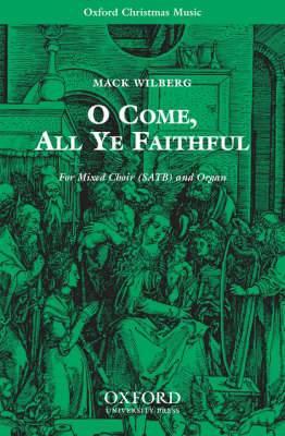 O come, all ye faithful: Vocal score