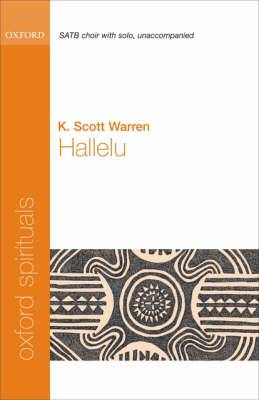 Hallelu: Vocal Score