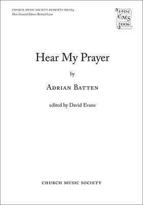 Hear My Prayer: Vocal Score