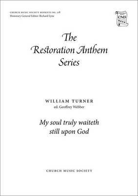 My Soul Truly Waiteth Still Upon God: Vocal Score