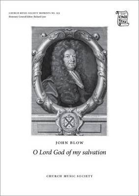 O Lord God of My Salvation: Vocal Score