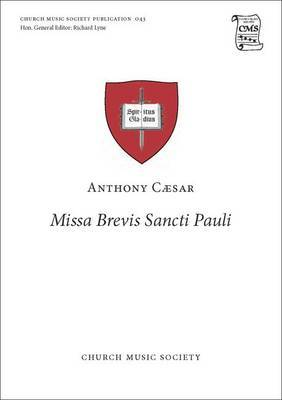 Missa Brevis Sancti Pauli: Vocal Score