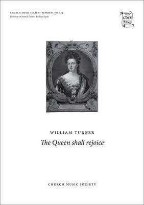 The Queen Shall Rejoice: Vocal Score