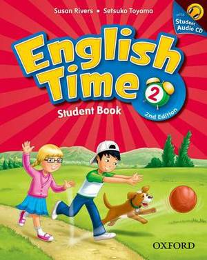 English Time: 2: Student Book and Audio CD