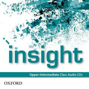 insight: Upper-Intermediate: Class Audio CDs