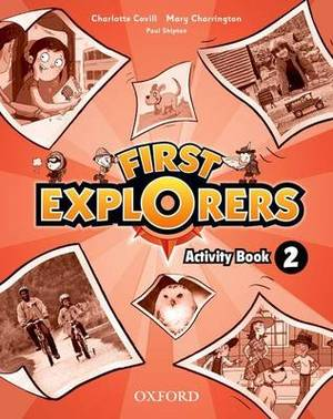 First Explorers: Level 2: Activity Book