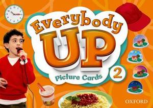 Everybody Up: 2: Picture Cards
