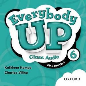 Everybody Up: 6: Class Audio CDs