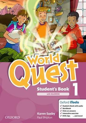 World Quest: 1: Student's Book Pack