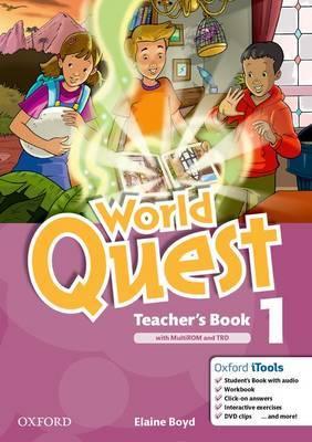 World Quest: 1: Teacher's Book Pack